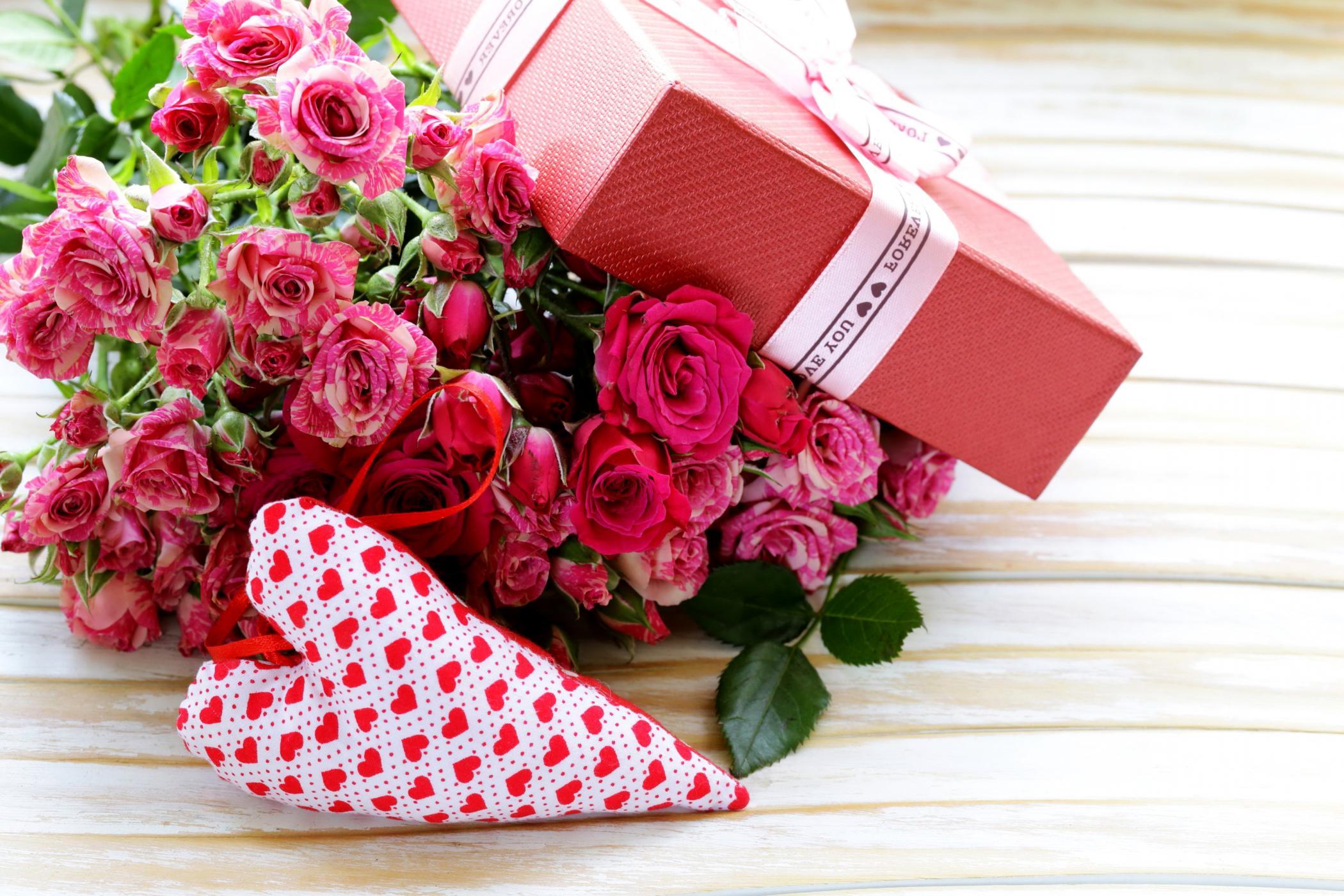 Фото цветы в подарок девушке